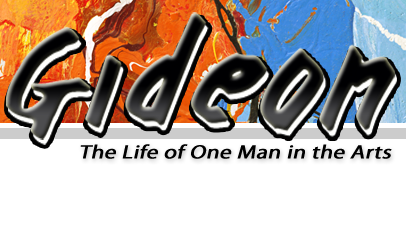 Artist and Sculptor Gideon: The Life of One Man in the Arts